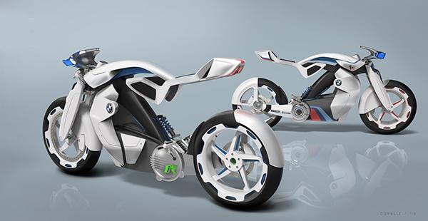 Electric Bmw Ir Concept Jordan Cornille 1 Ellhnikh Lesxh